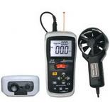 DT-620 – Цифровой термоанемометр-пирометр