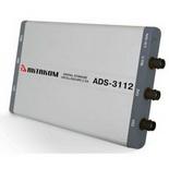 ADS-3112 – Двухканальный осциллограф – приставка до 100 МГц