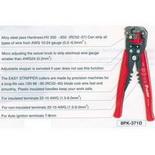 8PK-371D – Инструмент для зачистки проводов и заделки разъемов
