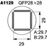 A1129 – Насадка для Quick850, Quick855, Quick857, Quick861, Quick990