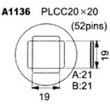 A1136 – Насадка для Quick850, Quick855, Quick857, Quick861, Quick990