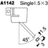 A1142 – Насадка для Quick850, Quick855, Quick857, Quick861, Quick990