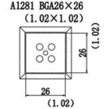A1281 – Насадка для Quick850, Quick855, Quick857, Quick861, Quick990