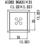 A1282 – Насадка для Quick850, Quick855, Quick857, Quick861, Quick990