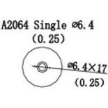 A2064 – Паяльная насадка для Quick856, Quick858, Quick997