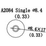 A2084 – Паяльная насадка для Quick856, Quick858, Quick997
