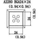 A2280 – Насадка для Quick856, Quick858, Quick997