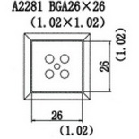 A2281 – Насадка для Quick856, Quick858, Quick997