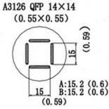 A3126 – Насадка для Quick856, Quick858, Quick997