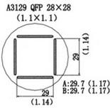 A3129 – Насадка для Quick856, Quick858, Quick997