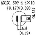 A3131 – Насадка для Quick856, Quick858, Quick997