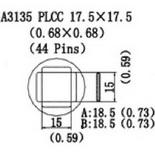 A3135 – Насадка для Quick856, Quick858, Quick997