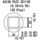 A3136 – Насадка для Quick856, Quick858, Quick997
