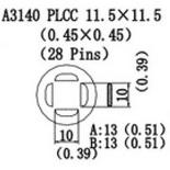 A3140 – Насадка для Quick856, Quick858, Quick997