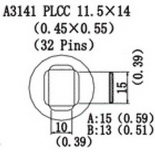 A3141 – Насадка для Quick856, Quick858, Quick997