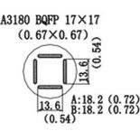 A3180 – Насадка для Quick856, Quick858, Quick997
