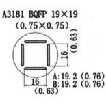 A3181 – Насадка для Quick856, Quick858, Quick997