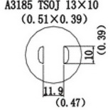 A3185 – Насадка для Quick856, Quick858, Quick997