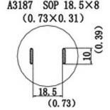 A3187 – Насадка для Quick856, Quick858, Quick997