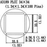 A3189 – Насадка для Quick856, Quick858, Quick997