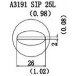 A3191 – Насадка для Quick856, Quick858, Quick997