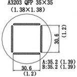 A3203 – Насадка для Quick856, Quick858, Quick997