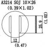 A3214 – Насадка для Quick856, Quick858, Quick997