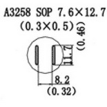 A3258 – Насадка для Quick856, Quick858, Quick997