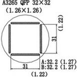 A3265 – Насадка для Quick856, Quick858, Quick997