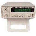 VC2000 – Частотомер