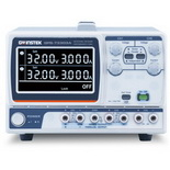 GPS-73303A – Источник питания: 2 канала 32 В / 3 А + фикс. 5 В / 5 А
