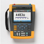 Fluke 190-062 – Осциллограф-мультиметр (Скопметр) 60 MHZ / 2 канала