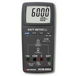 АСМ-8003 – Ваттметр портативный TrueRMS до 6000 Вт/600 В/10 А