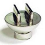 NK3257 – Наконечник для термофена (сопло)