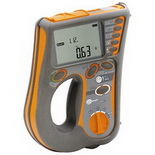 MZC-305 – Измеритель параметров цепей электропитания зданий