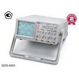 GOS-6051 – Осциллограф 50 МГц / 2 канала