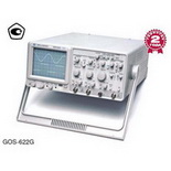GOS-622G – Осциллограф 20 МГц / 2 канала