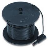 A1164 – Тестовый провод, черный, 50 м