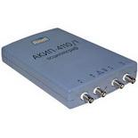 АКИП-4110/1 – USB-осциллограф высокого разрешения 80 МГц / 4 канала