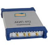 АКИП-4112/1 – USB-осциллограф-стробоскоп; 12 ГГц или 8 ГГц / 2 канала