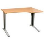 АРМ-4415-П – Стол для офиса с эргономичной столешницей