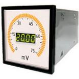 Щ23.6 – Амперметры, вольтметры постоянного тока профильные