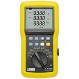 C.A 8220 – Анализатор качества электроэнергии