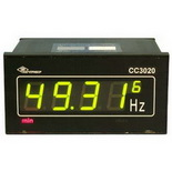 CC3020-Щ – Частотомер щитовой 144x72мм