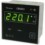 CB3021 – Вольтметр щитовой 120х120мм