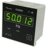 CC3021 – Частотомер щитовой 120х120мм