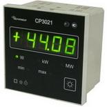 CР3021 – Ваттметр щитовой 120х120мм