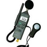 DT-8820 - Многофункциональный тестер окружающей среды 4 в 1