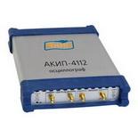 АКИП-4112/2 – USB-осциллограф-стробоскоп: до 20 ГГц / 2 канала