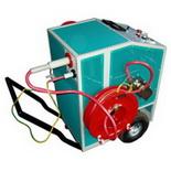 СВП-05 – Стенд высоковольтный передвижной для прожига дефектной изоляции кабеля